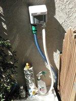 庭用 自動水やりタイマー EY4100DX2