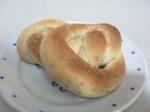 牛乳ごまパン