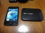 ipod&WM3500R